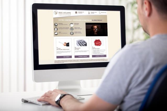 Roc Eclerc accélère sur le digital avec Testamento.fr